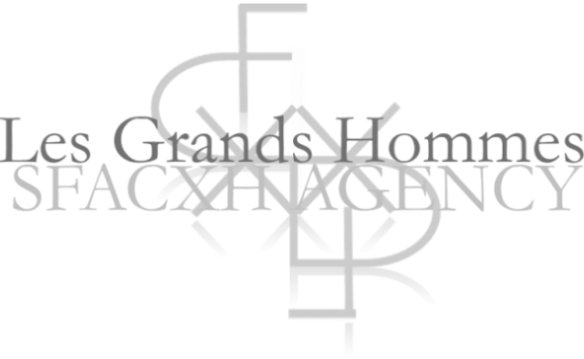 Logo - Les grand hommes