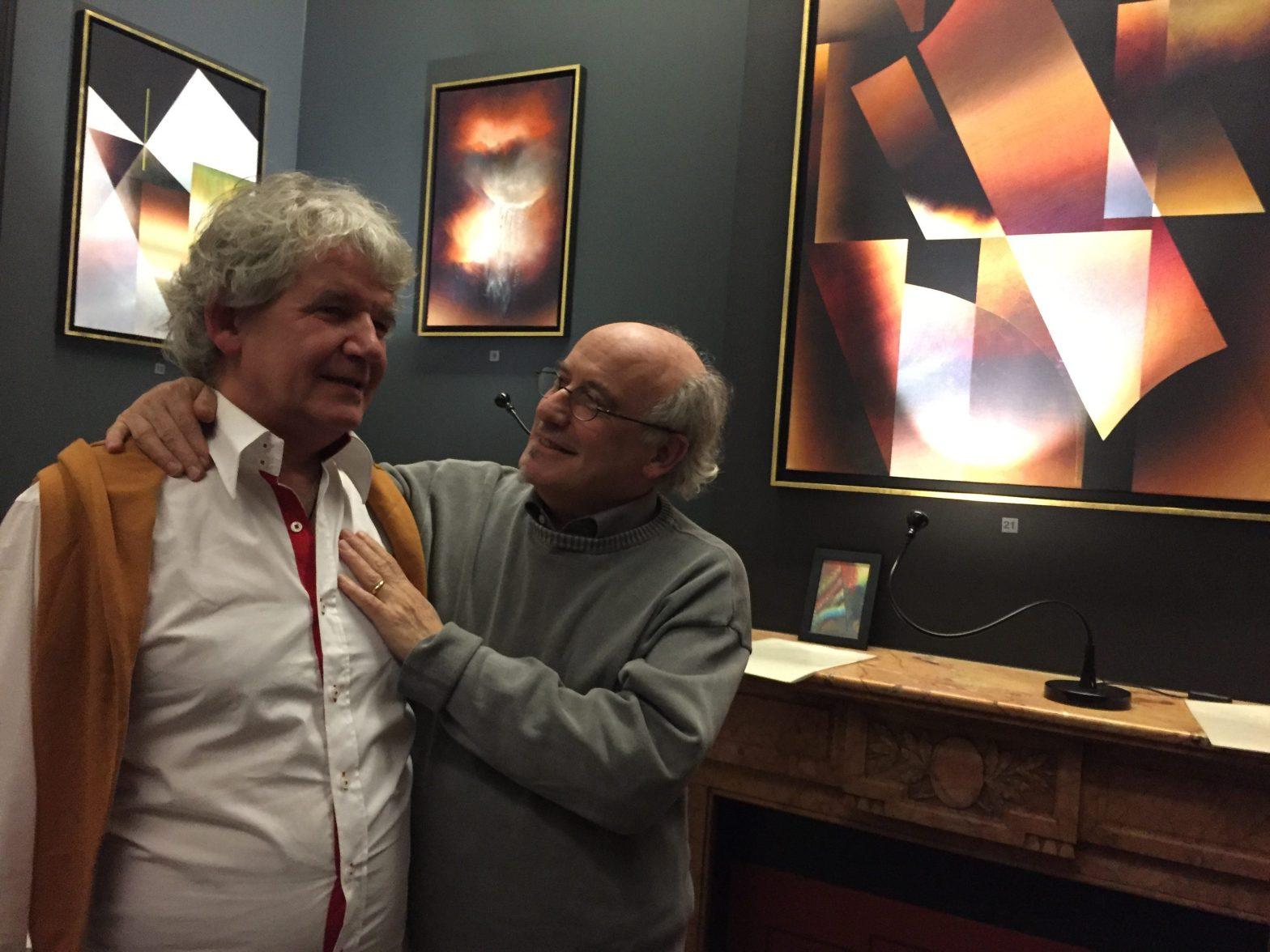 Charles Delhaes & Benoît Leroy